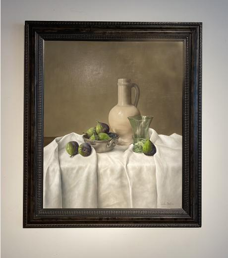 Barbara Vanhove - Glass & Figs