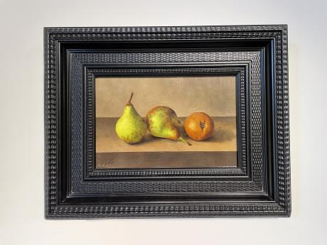 Barbara Vanhove - Trio of Pears