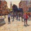 Bruce Yardley - Trafalgar Square