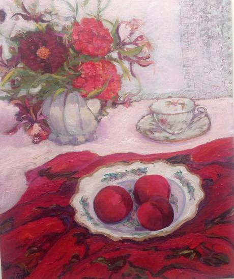 Carol O'Toole - Plums & Teacup
