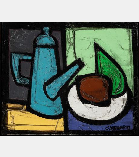 Claude Venard - Coffee Pot