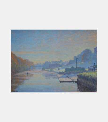 David Fowles - Pengwern Boat Club - Morning
