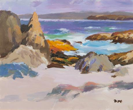 Donald McIntyre - Cathedral Rock Iona
