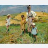 Dorothea Sharp - A Walk in Dorset