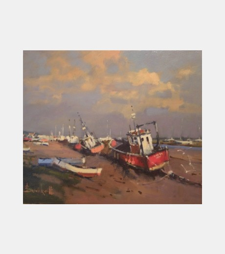 Fred Beckett - Leigh on Sea