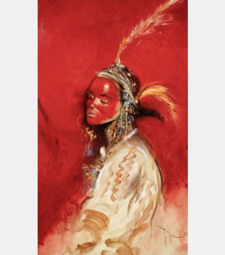Ignacio Trelis - Indian Red