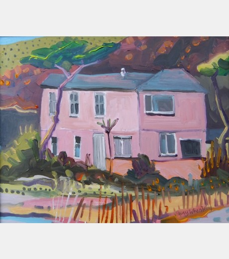 Jenny Wheatley - The Pink House