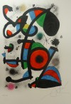 Joan Miro - The Lover's Quarrel I