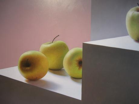 Manolo Higueras - Apples