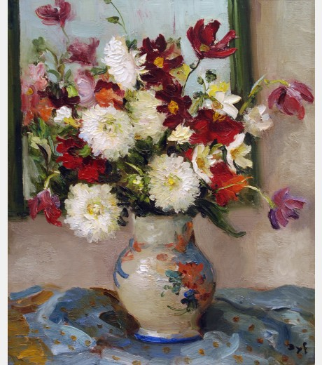 Marcel Dyf - Summer Bouquet