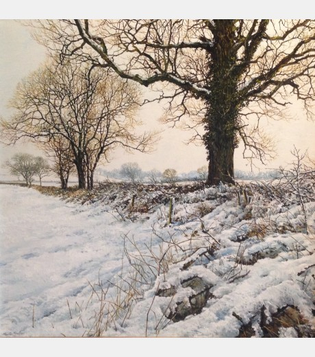 Martin Taylor - Off the Holdenby Road, Northamptonshire