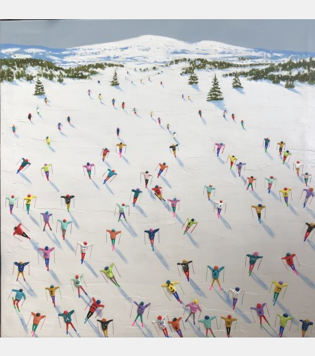 Max Todd - Party on the Piste