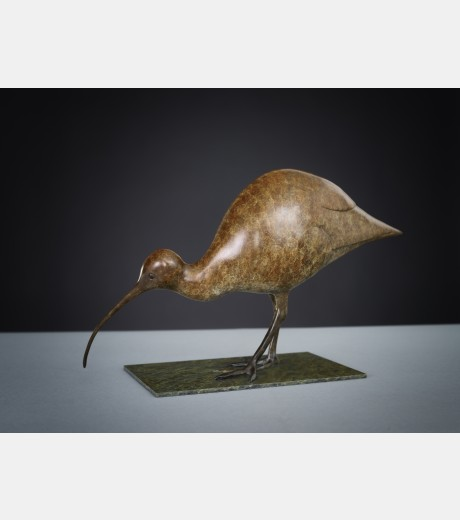 Richard Smith - Curlew (Brown Patina)