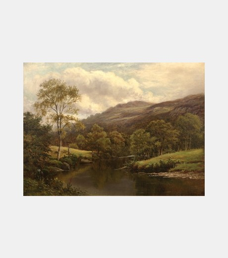 Thomas Spinks - On The Derwent