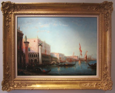 Vincent Manago - The Doge's Palace, Venice